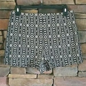 Anthropologie High Rise Shorts, NEW